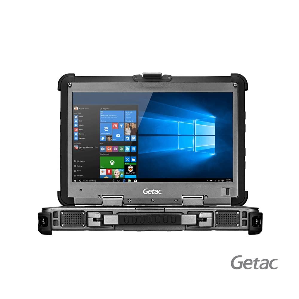 Getac X500 workstation